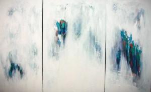 Contemporary Tritych