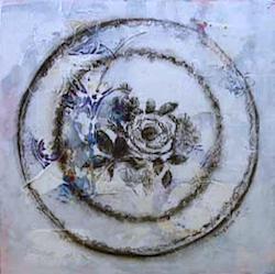 The English Regency Rose, Homer Laughlin China