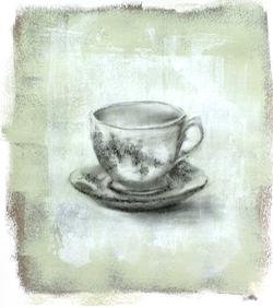 Royal Vale #1 Teacup